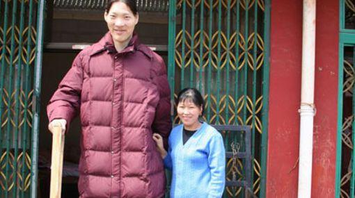 Yao Defen, Fallece la mujer más grande del mundo